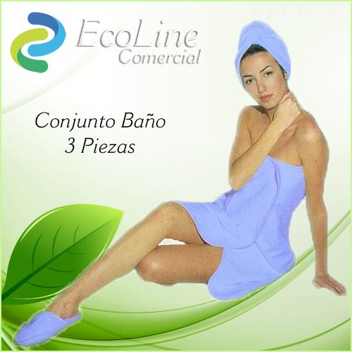 Productos Aseo Personal y Baño Conjunto Baño 3 Piezas