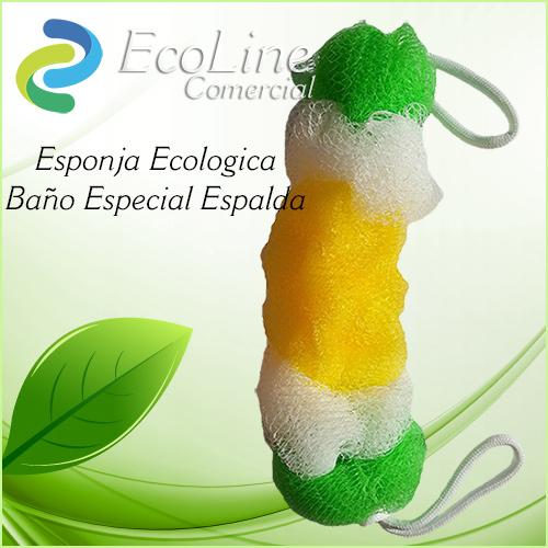 Productos Aseo Personal y Baño Esponja Ecologica Baño Salutella