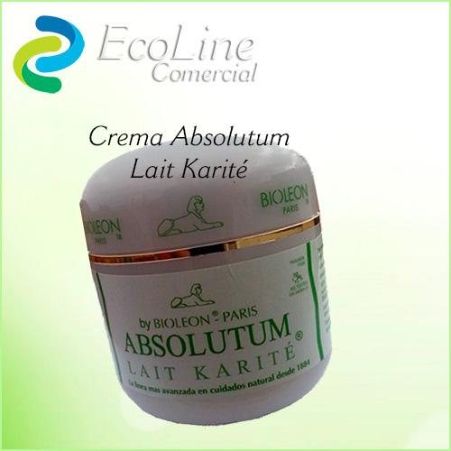 Productos Cosmética Natural Absolutum Lait Karité