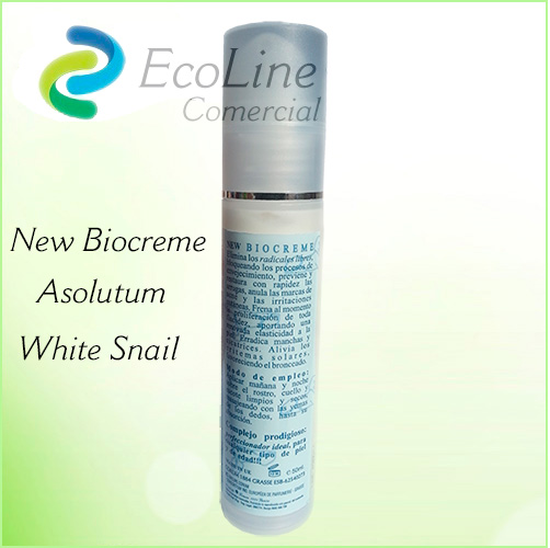 Productos Cosmética Natural Absolutum New Biocreme White Snail