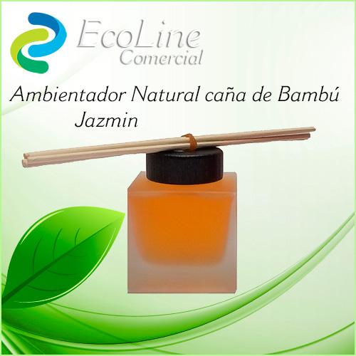Pruductos Ambientadores Caña de Bambú Jazmin