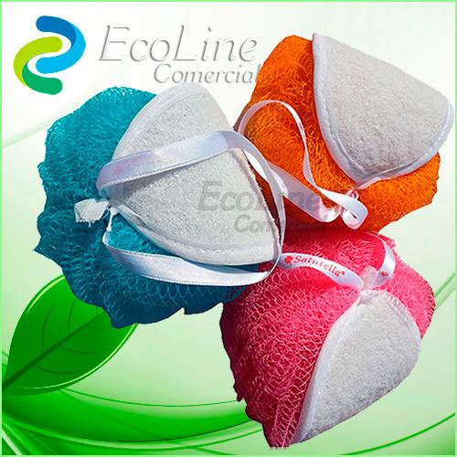 Productos Aseo Personal y Baño Esponja de Baño Exfoliante Cuerpo y Pies