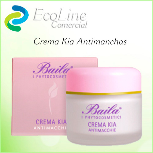 Productos Cosmética Natural Crema Kia Antimanchas
