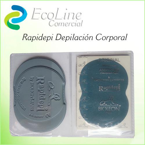 Productos Depilación Rapidepi Cuerpo