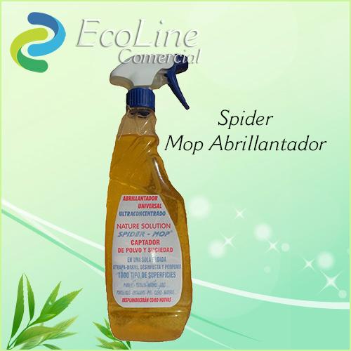 Productos Limpieza Spider Mop Abrillantador