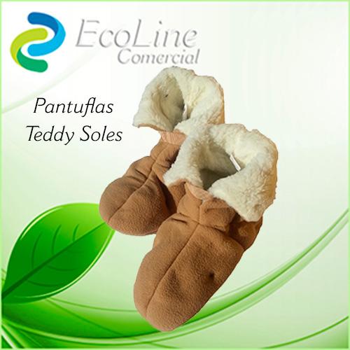 Productos Terapéuticos-pantuflas-Termo Naturales teddy soles