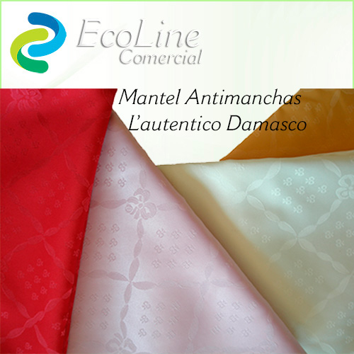 Productos Textil Hogar Mantel Antimanchas L'autentico Damasco