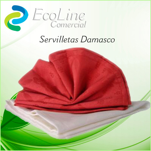 Productos Textil Hogar Servilletas Damasco
